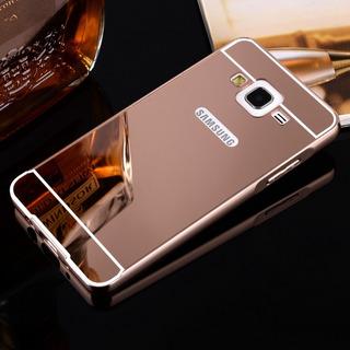 Capa De Metal Para Celular Samsung J7 Bumper Promoção