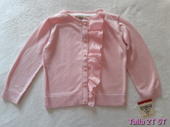 Suéter Para Niñas Oshkosh Originales Nuevos