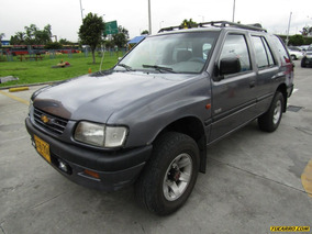 Chevrolet Rodeo Mt 2600 4x4