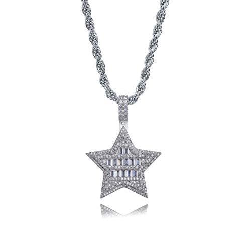 Baguette Topgrillz Figura Geométrica Perro Estrella De Cin