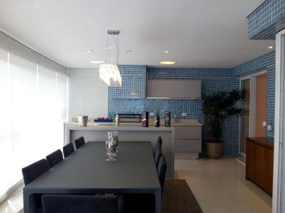 Apartamento Em Aparecida, Santos/sp De 255m² 4 Quartos À Venda Por R$ 2.880.000,00 - Ap194676