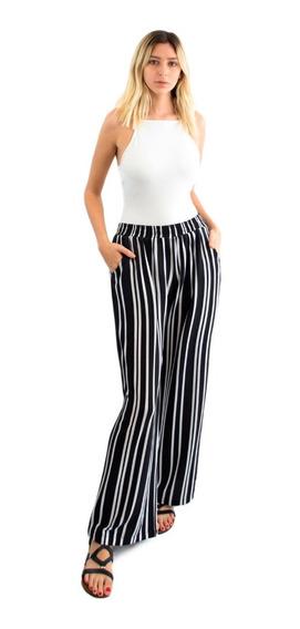 Pantalones Rayados Mujer Mercadolibre Com Mx
