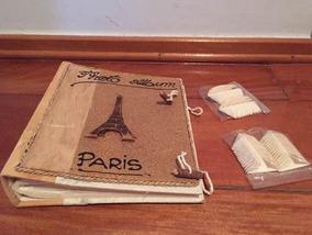 Álbum De Fotos - Importado De Paris