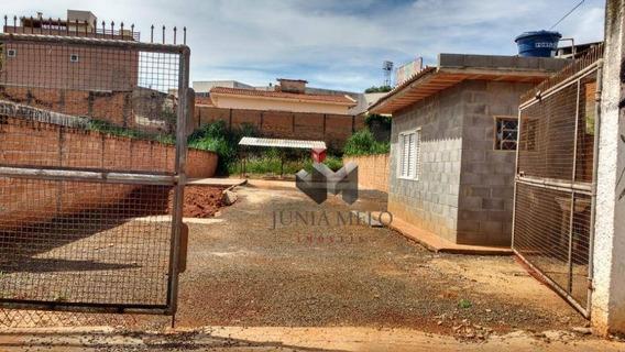 Terreno Para Alugar, 470 M² Por R$ 3.000/mês - Jardim Palma Travassos - Ribeirão Preto/sp - Te0091