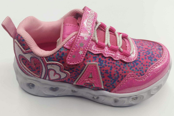Zapatillas Addnice Con Luces Wave