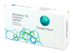 Lente De Contacto Biomedics