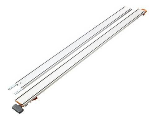 Imagen 1 de 9 de Guia De Corte Aluminio Clamp 2.54mt Bora Ngx100 544100