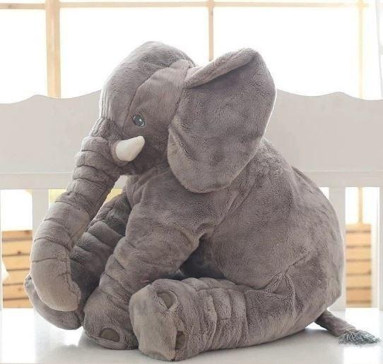 Almofada Elefante Travesseiro Soft Antialérgico Frete Grátis