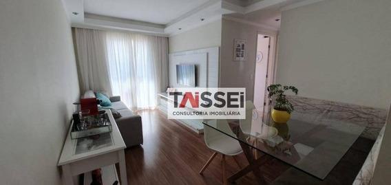 Apartamento Com 2 Dormitórios À Venda, 54 M² Por R$ 398.000 - Vila Gumercindo - São Paulo/sp - Ap5377
