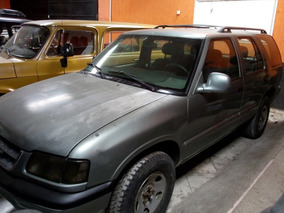 Chevrolet Blazer 2000 Diesel Mwm 2.8 Dlx 4x4 Com 76 Mil Km