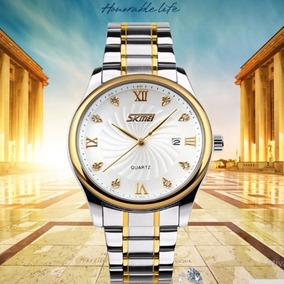 Relógio Skmei Luxo Masculino-oferta-promoção Frete Grátis