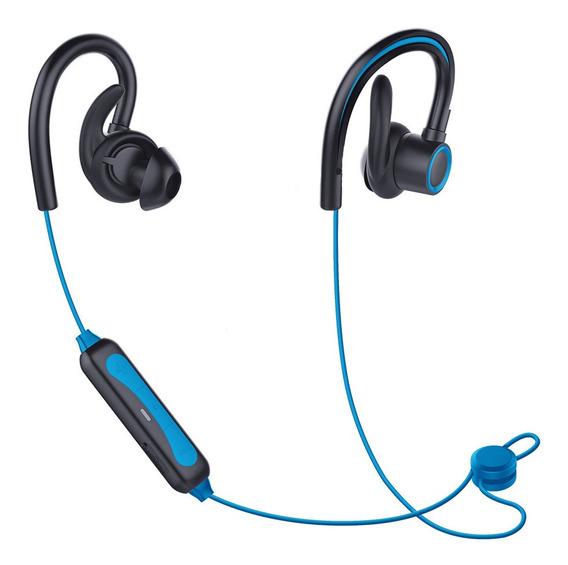 Fone De Ouvido Bluetooth Sem Fio Esportivo Sumexr Academia