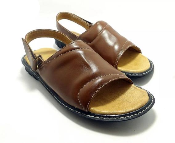 Sandalias Cuero Vacuno Hombre - Calzados Union - 10