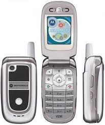 Teléfono Celular Motorola V235 Liberado