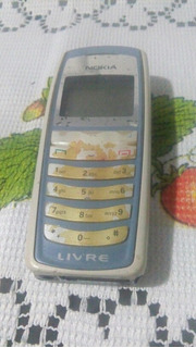 Nokia 2112. Defeito