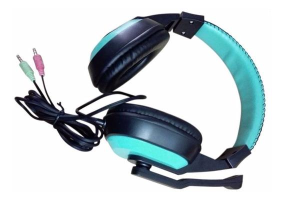 Fone Ouvido Headset Gamer P2/p3 Pc Xbox Celular Ps4 Promoção