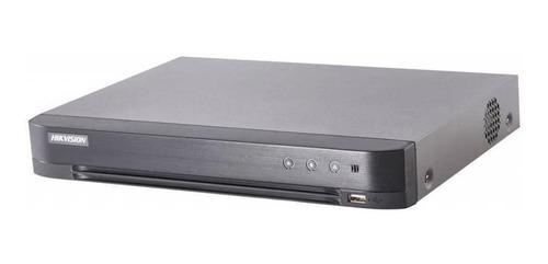 Dvr Hikvision 16 Canales Turbo Hd +2ip 1 Hdd Xvr Tecnomati