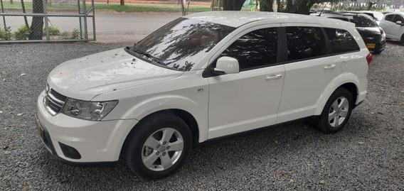 Dodge Journey Motor 2.4 Blanco 5 Puertas