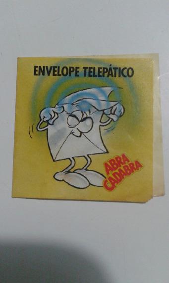 Elma Chips Envelope Elma Abra Cadabra Promocao Figurinha