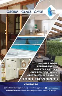 Showerdoors, Ventanas De Aluminio Y Pvc, Puertas Protex