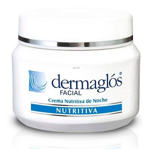 Dermaglós Facial Crema Nutritiva De Noche Reafirmante Pieles