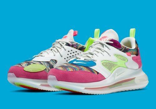 Tênis Nike Air Max 720 Obj Tamanho 44 Exclusivo E Original