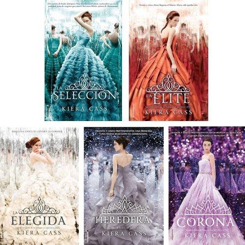 Imagen 1 de 6 de Saga Completa La Selección (5 Libros) - Kiera Cass