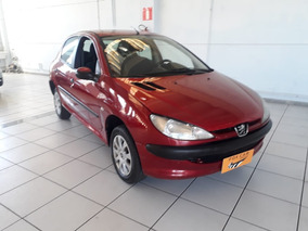 Peugeot 206 Soleil 1.0 Ano 2002/2003 (8728)