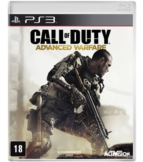 Call Of Duty Advanced Warfare (mídia Física) - Ps3