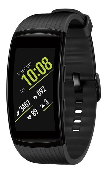 Reloj Samsung - Gear Fit2 Pro Fitness Watch (large) - Black