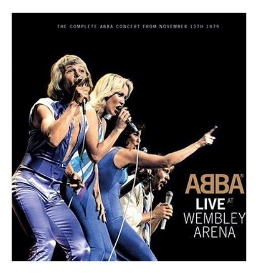Abba Live At Wembley Arena Cd Doble Nuevo Importado