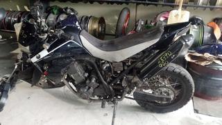 Moto Para Retirada De Peças / Sucata Yamaha Xt660 Ano 2007