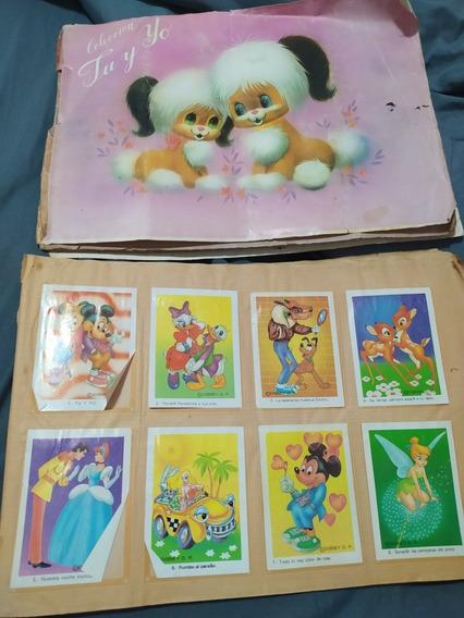 Album Disney Tu Y Yo 80s Completo Mercadolibre Com Mx