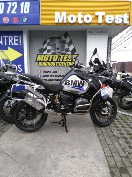Bmw R1200gs Adventure Modelo 2016 Km 28.140