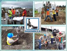 Ingeominsa: Estudios Geotécnicos Panamá