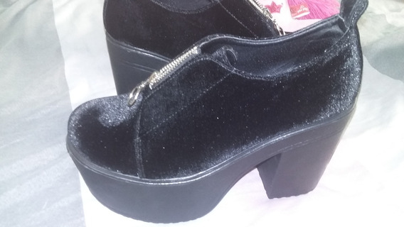 Zapatos Velvet 47 Street Nuevos