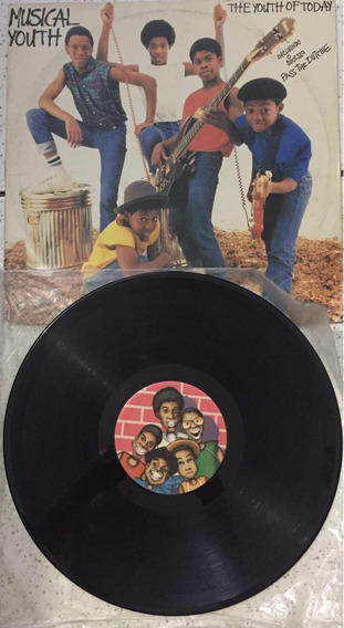 Lp Musical Youth - The Youth Of Today