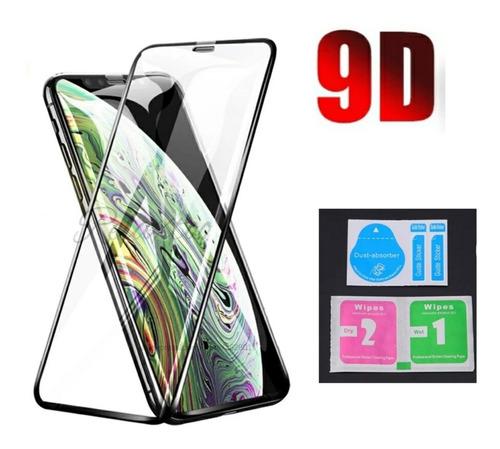 Vidrio Templado Protector Pantalla 9h iPhone X