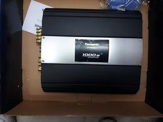 Potencia Panasonic 1000w 4 Canales