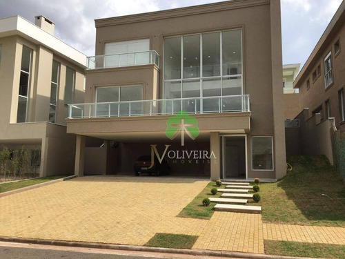 Casa À Venda, 430 M² Por R$ 2.790.000,00 - Residencial Onze (alphaville) - Santana De Parnaíba/sp - Ca0239