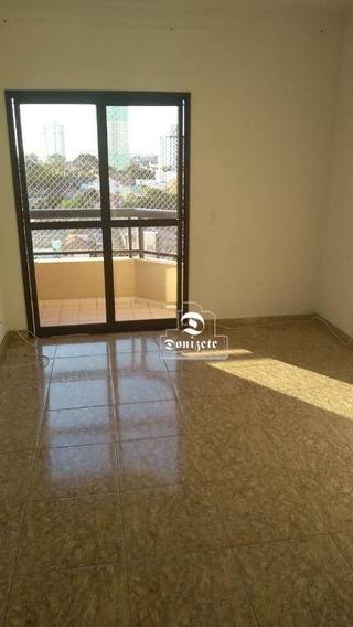 Apartamento Com 3 Dormitórios À Venda, 82 M² Por R$ 328.000,01 - Vila Valparaíso - Santo André/sp - Ap11958