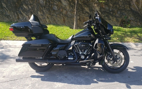 Imagen 1 de 8 de Harley Davidson  Ultra Limited Black