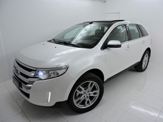Ford Edge 3.5 Limited Awd 2013 Branca