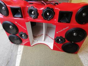 Vendo Caja Profecional De Audio De Competencia