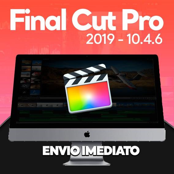 Final Cut Pro X (10.4.6) - Final Cut Pro + Plural Eyes