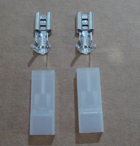 Kit 2 Terminal + Capa Para Bateria Nobreak Sms Nhs Apc