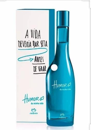 Perfume Humor De Minha Vida Natura De 7 - mL a $799