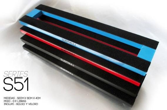 Pedalboard Pedaltrain Aluminio Pedal Guitarra Sudh 50x13cm