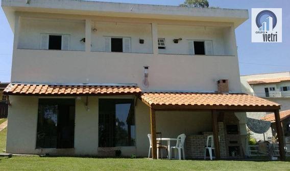 Sobrado Residencial À Venda, Cotia, Cotia. - So0720