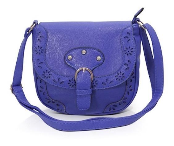 Bolsa Lateral - Azul
